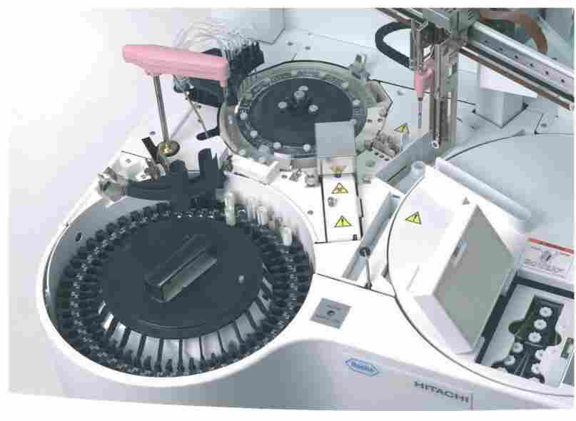 Cobas c 311 operator manual